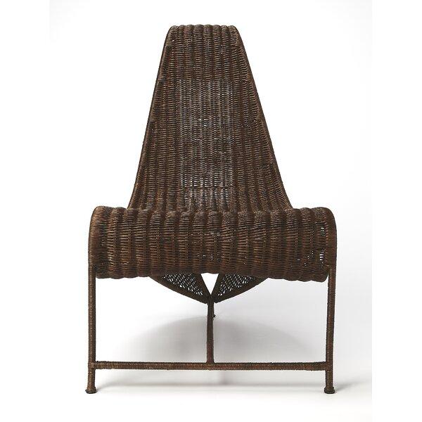 Aldusa Patio Chair by Bloomsbury Market Bloomsbury Market
