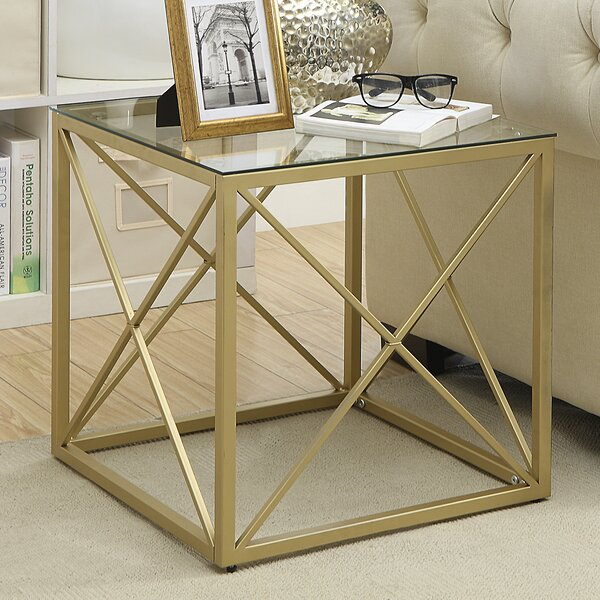 Molen Cube End Table by Mercer41