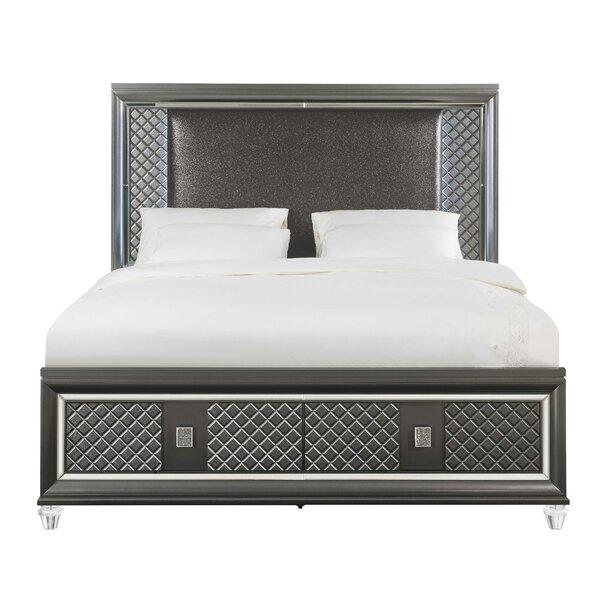 Kaya Upholstered Storage Platform Bed by Cozzy Design Cozzy Design