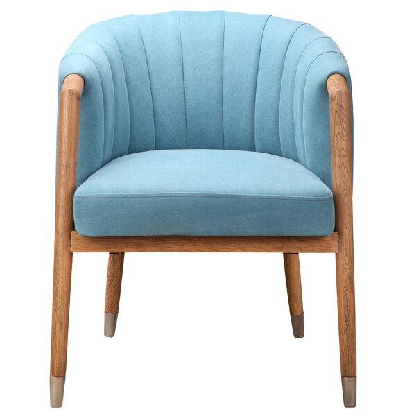 Daron Armchair by Corrigan Studio