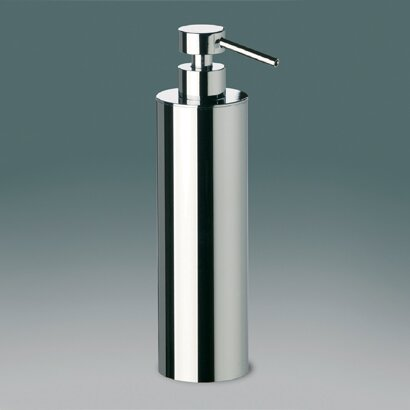 Tall Rounded Brass Soap Dispenser by Windisch by Nameeks