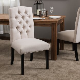 Upholstered Side Dining Chairs Wayfair