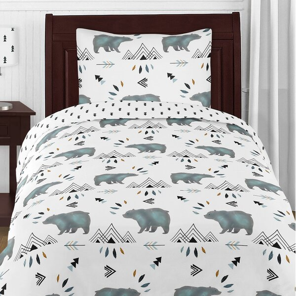 Bear Mountain Bedding Set by Sweet Jojo Designs