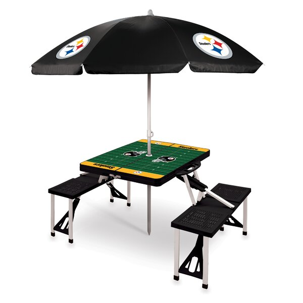 NFL Plastic/Resin Picnic Table By ONIVA™