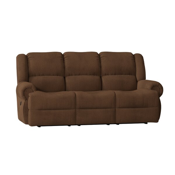 Don't Miss The Neysa Reclining Sofa by Red Barrel Studio by Red Barrel Studio