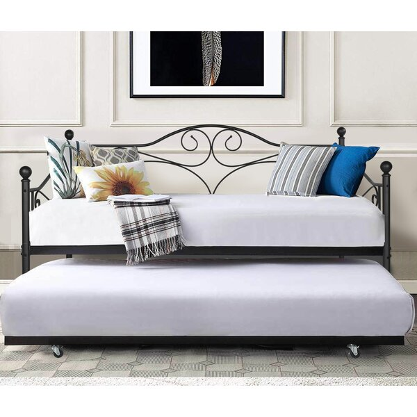 Collision Twin Daybed With Trundle By Red Barrel Studio