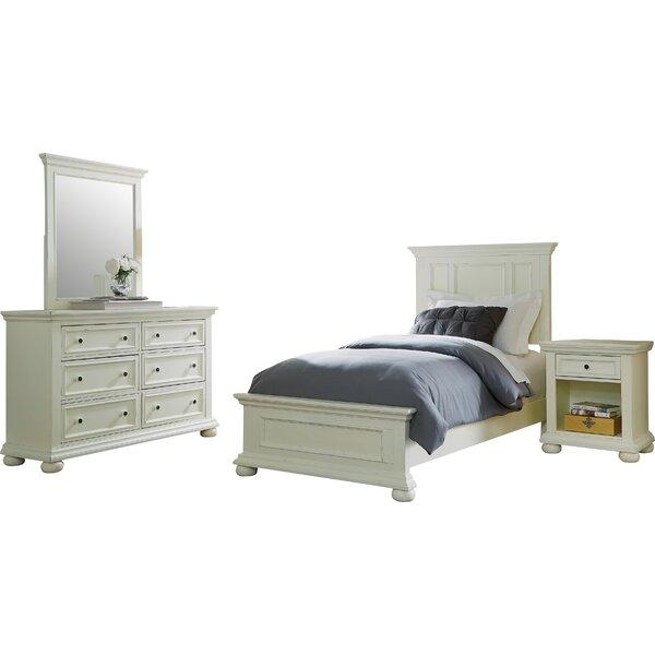 Rochford Standard 4 Piece Bedroom Set by Three Posts Teen