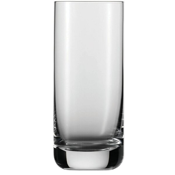 Convention Iced Beverage 13 oz. Glass Highball Glass (Set of 6) by Schott Zwiesel