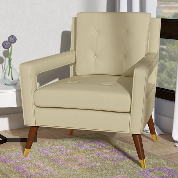 Alverstone Armchair by Langley Street