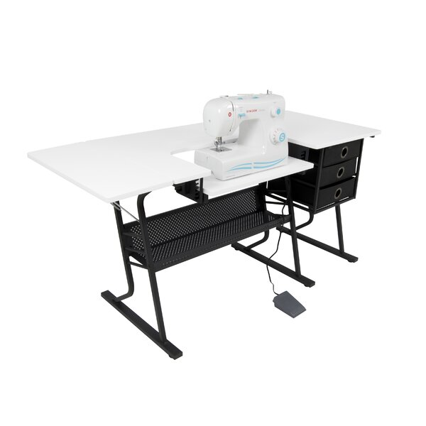 Laminate Sewing Table by Studio Designs
