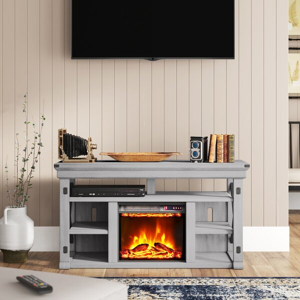 Review Gladstone TV Stand For TVs Up To 60