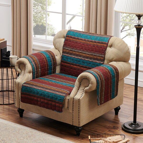 Home Décor Bankston Box Cushion Armchair Slipcover