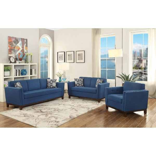 Milana Configurable Living Room Set by Latitude Run