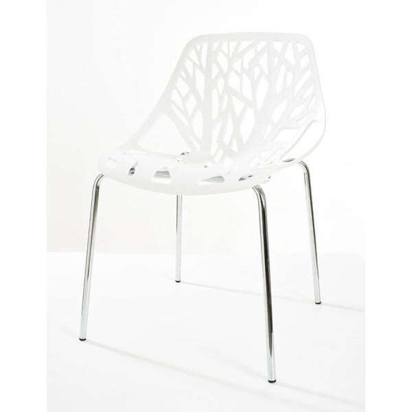 Chanda Armless Dining Chair (Set of 4) by Ivy Bronx