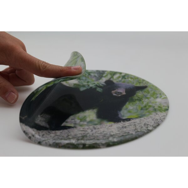 Bear Leaves Trivet by Andreas Silicone Trivets