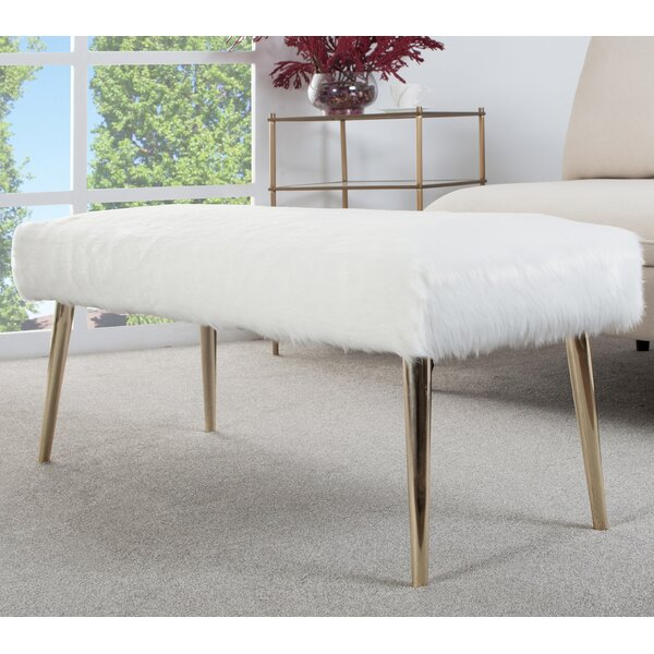 Javion Wood Bench by Willa Arlo Interiors