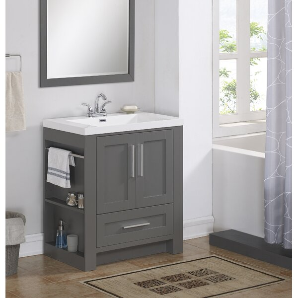 Durand 30 Single Bathroom Vanity by Wrought Studio