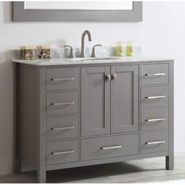 Pichardo 42 Single Bathroom Vanity Set by Brayden Studio