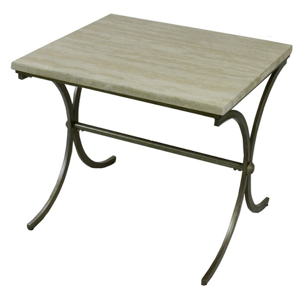 Quinwood End Table By Fleur De Lis Living