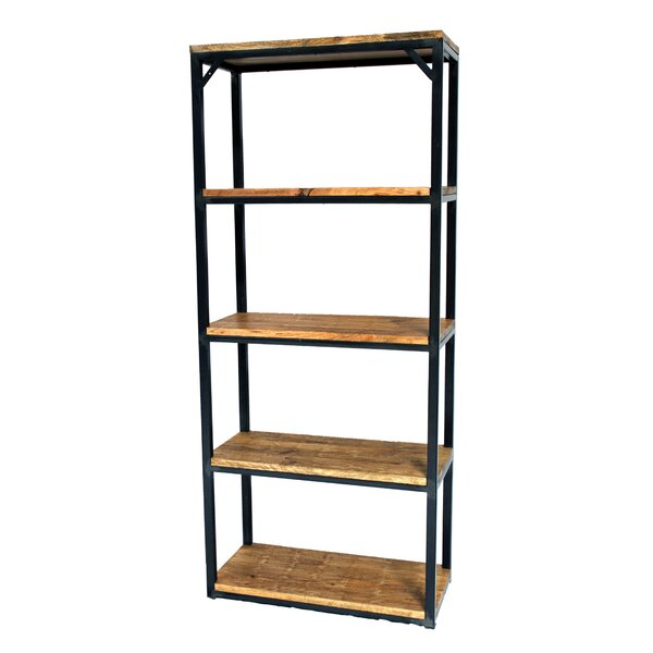 Bryana Etagere Bookcase by Union Rustic