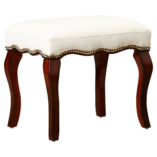 Stan Backless Vanity Stool by Darby Home Co