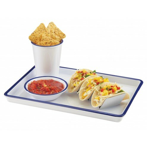 Melamine Serving Tray by Cal-Mil
