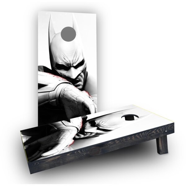 Batman (Set of 2) by Custom Cornhole Boards