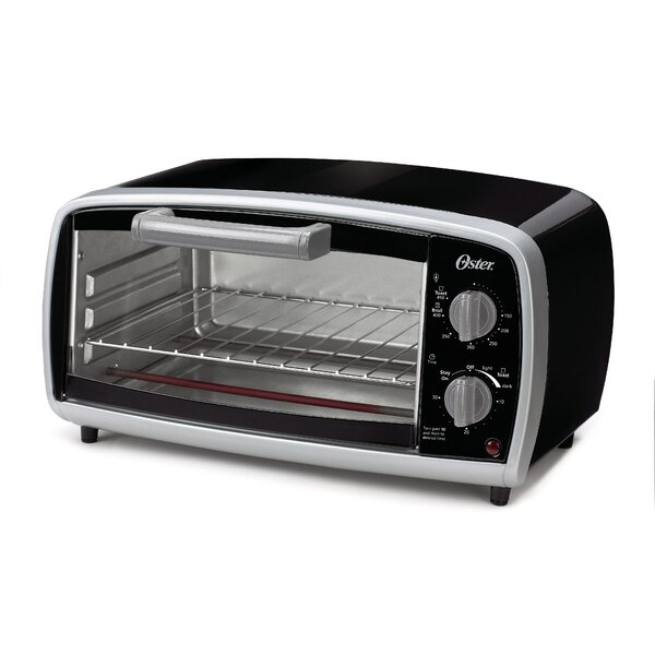 4 Slice Toaster Oven by Oster