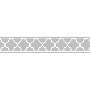 Trellis 15 X 6 Border Wallpaper