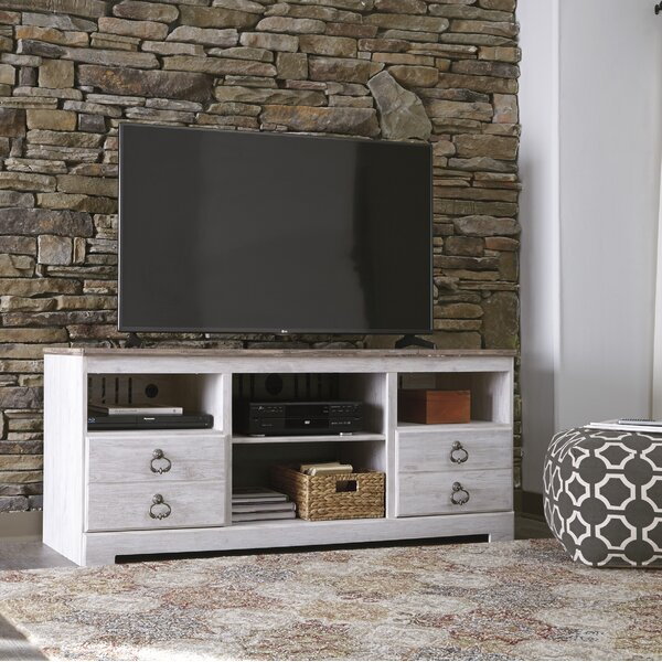 Review Theus TV Stand For TVs Up To 70