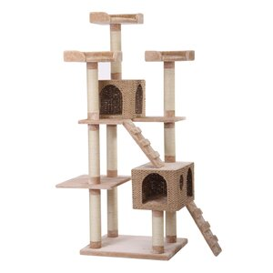 73″ Luxury Cat Tree