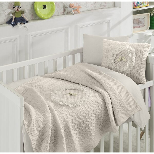 Colleyville 6 Piece Crib Bedding Set by Greyleigh