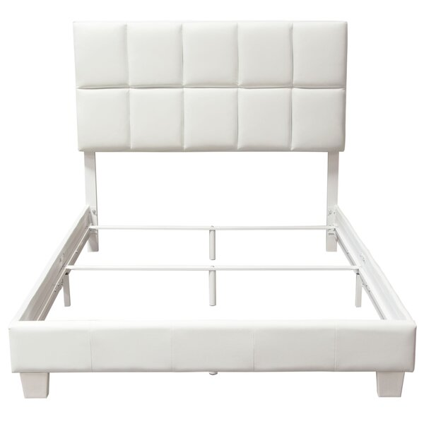 Rota Upholstered Standard Bed by Diamond Sofa