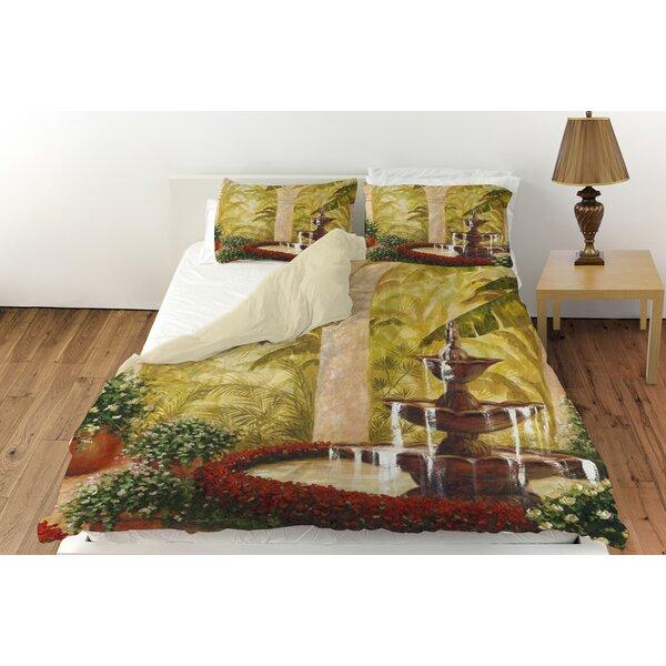 Palm Garden II Duvet Cover Collection