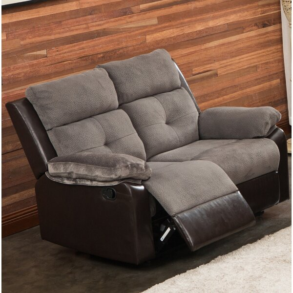 Tanna Reclining Loveseat by Red Barrel Studio