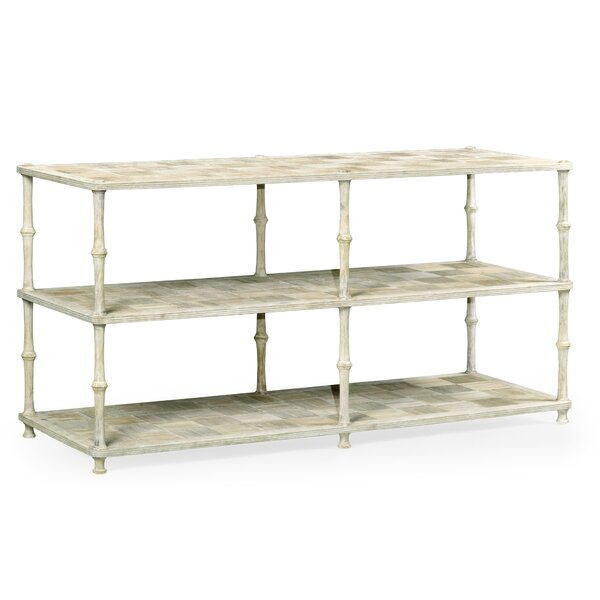 Bobbin Console Table by Jonathan Charles Fine Furniture