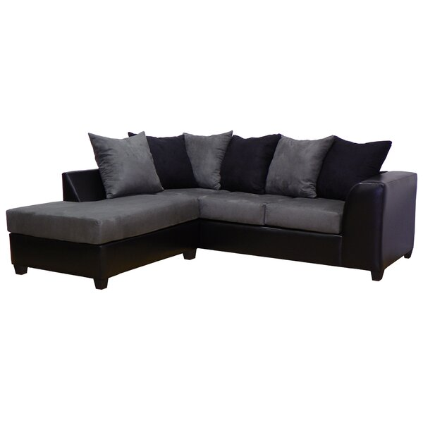 Overbey Left Hand Facing Sectional by Red Barrel Studio