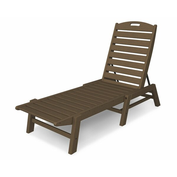 Nautical Chaise - Stackable by POLYWOOD®