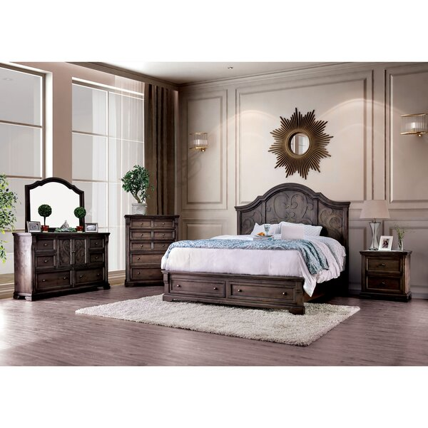Trever Standard Configurable Bedroom Set by Darby Home Co