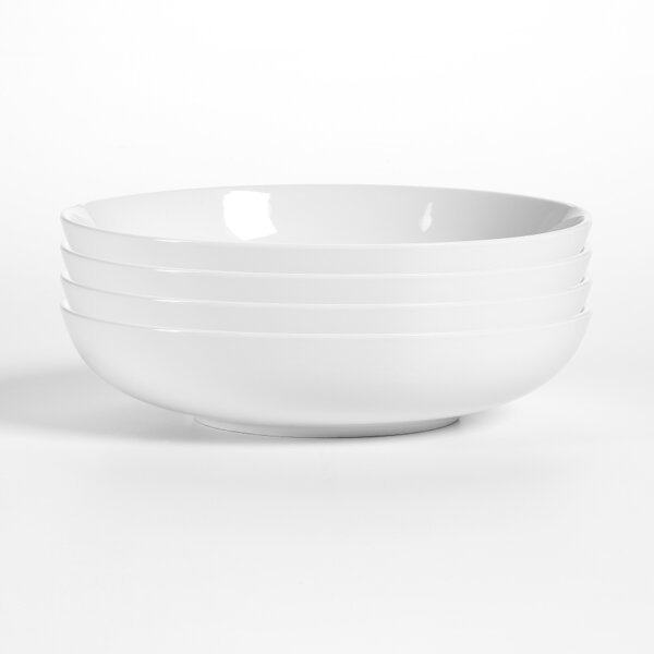 Ramblewood Meal Pasta Bowl (Set of 4) by Charlton