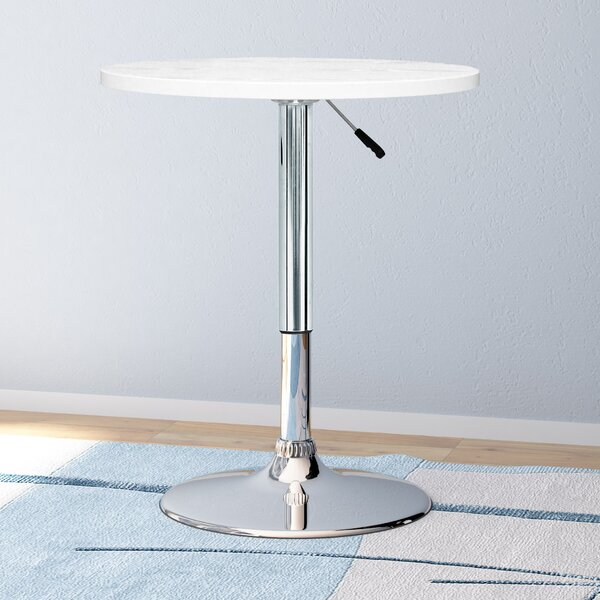 Decicco Adjustable Height Pub Table by Orren Ellis