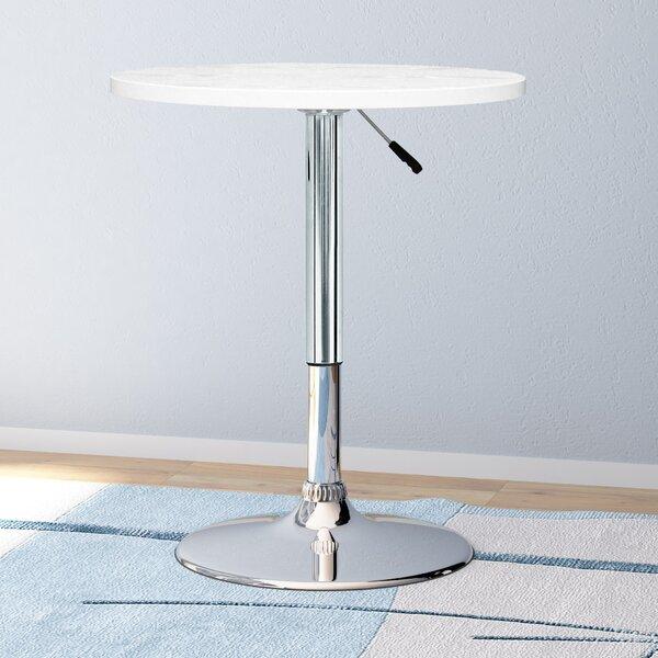Decicco Adjustable Height Pub Table by Orren Ellis