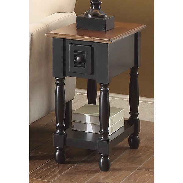 Hermila Compact End Table By Darby Home Co