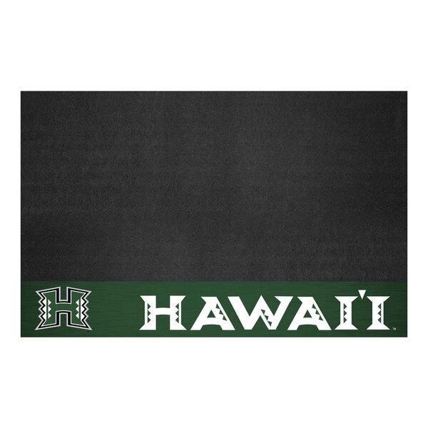 University of Hawaii Grill Mat by FANMATS