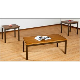 Simmons Casegoods Claiborne 3 Piece Coffee Table Set by Red Barrel Studio