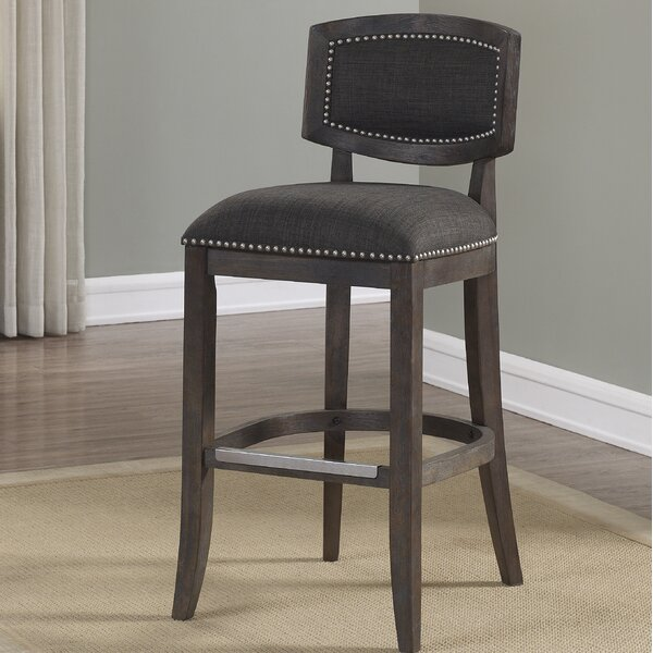 Posey 30 Bar Stool by Gracie Oaks