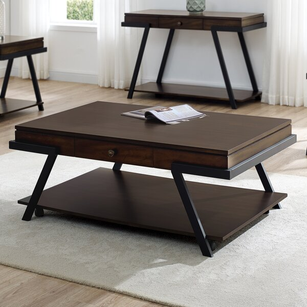 Pedroza Coffee Table by Williston Forge