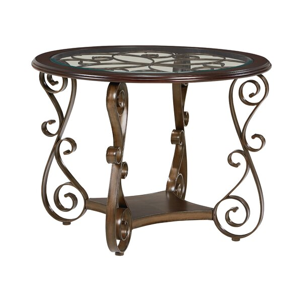 Goldenrod Counter Height Dining Table by August Grove