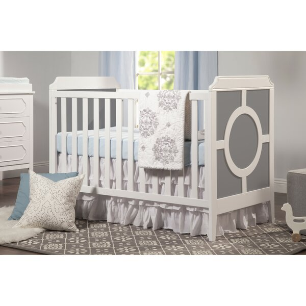 Poppy Regency 3-in-1 Convertible Crib by DaVinci