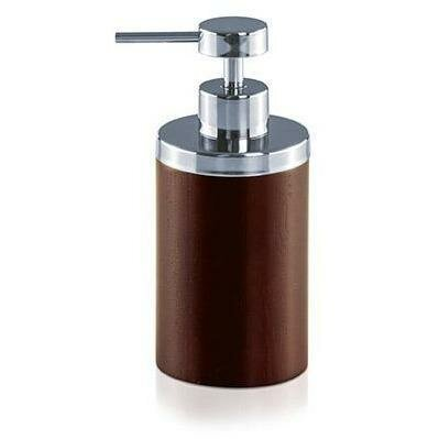 Genest Combo Natural Wood Soap Dispenser by Orren Ellis